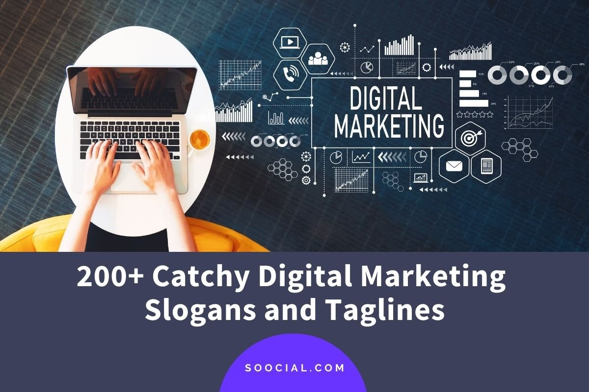 Digital Marketing Slogans and Taglines