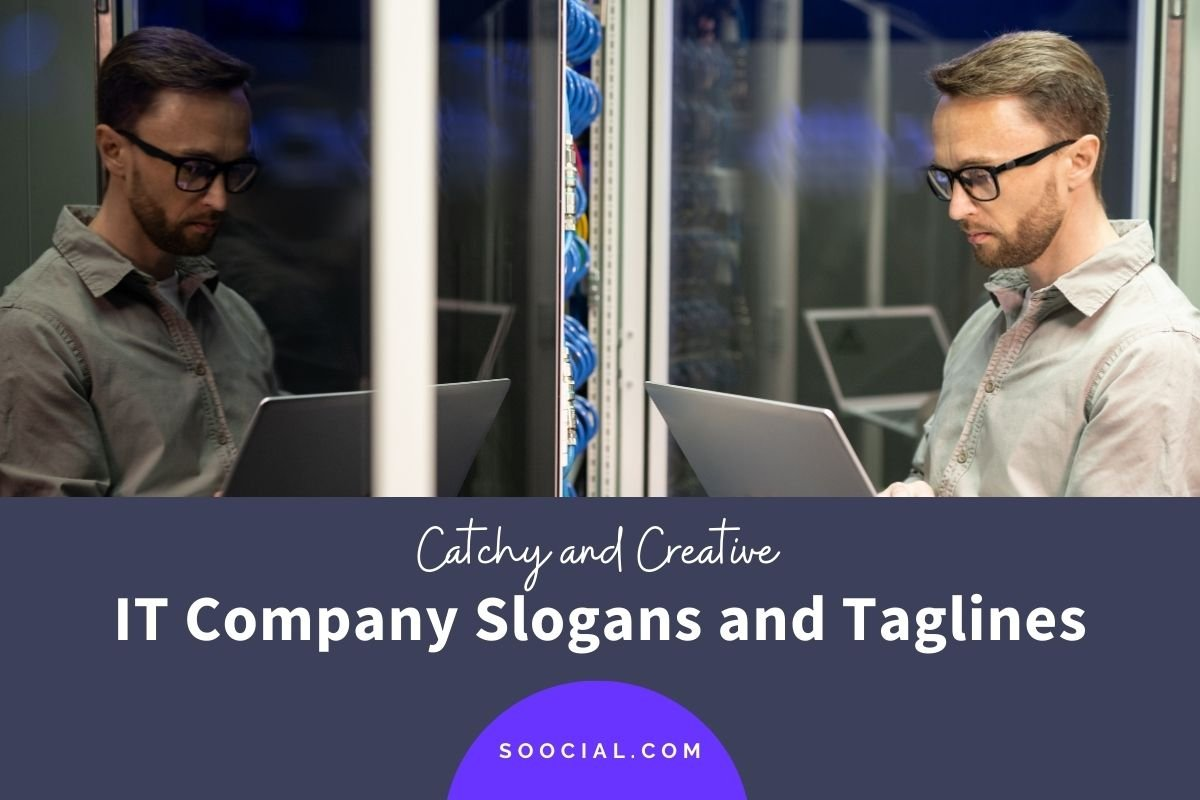 IT Company Slogans and Taglines