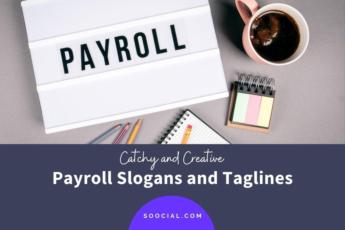 Payroll Slogans