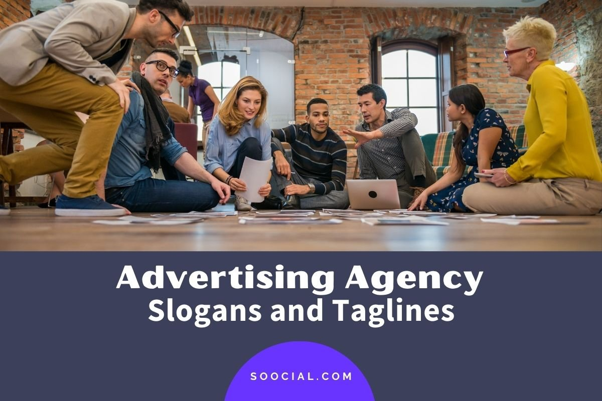 Advertising Agency Slogans and Taglines