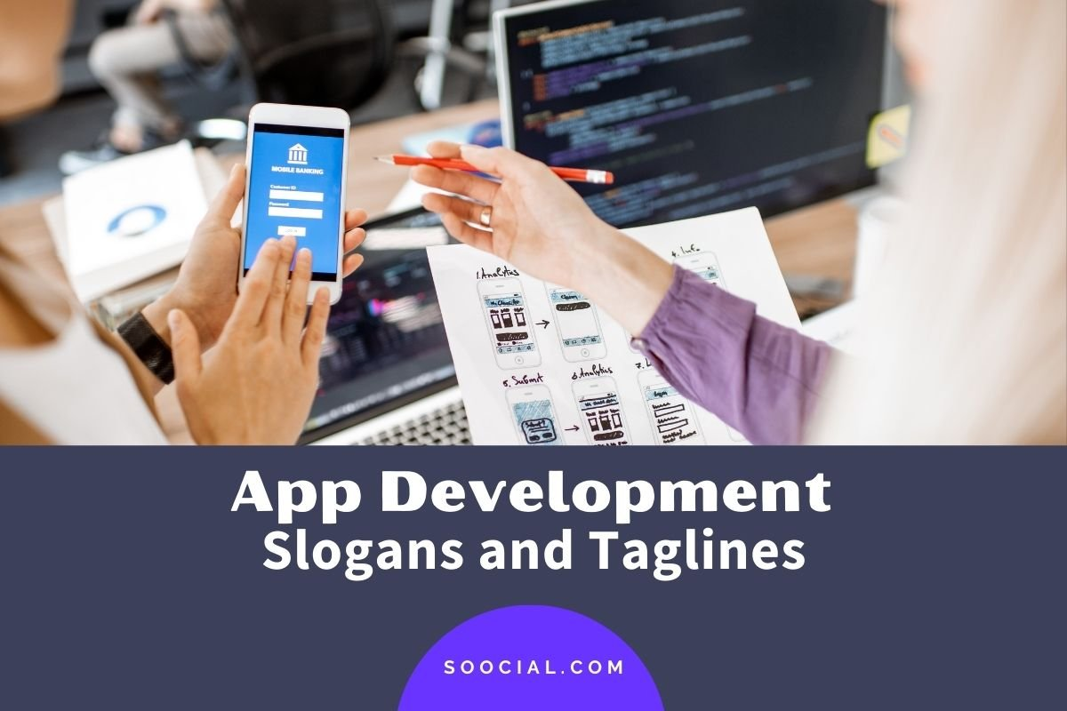 App Development Slogans and Taglines