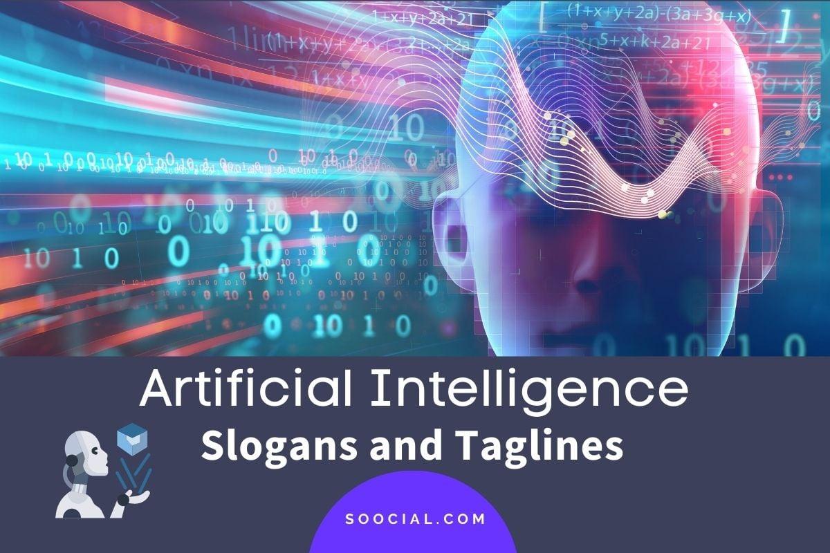 Artificial Intelligence Slogans