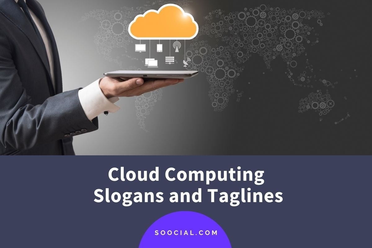 Cloud Computing Slogans