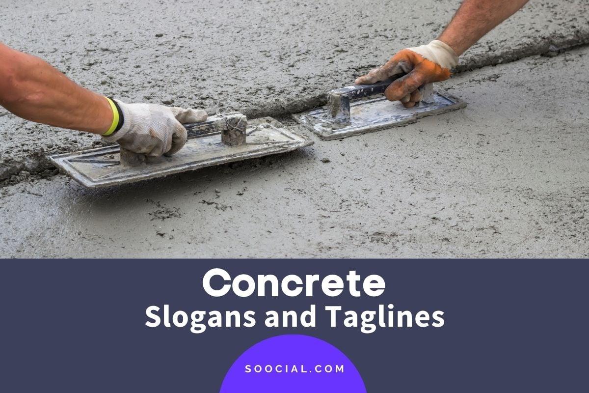 Concrete Slogans