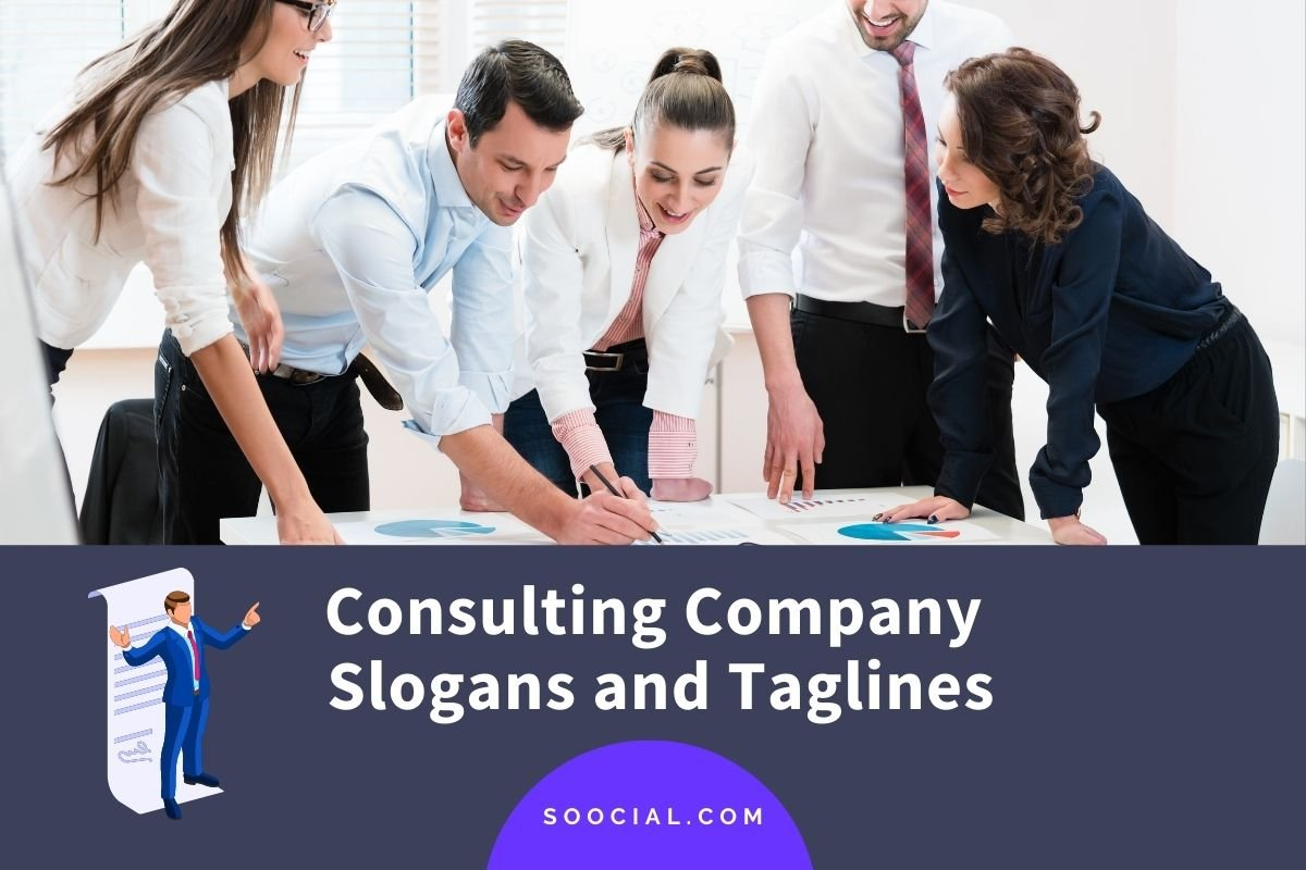 Consulting Slogans and Taglines