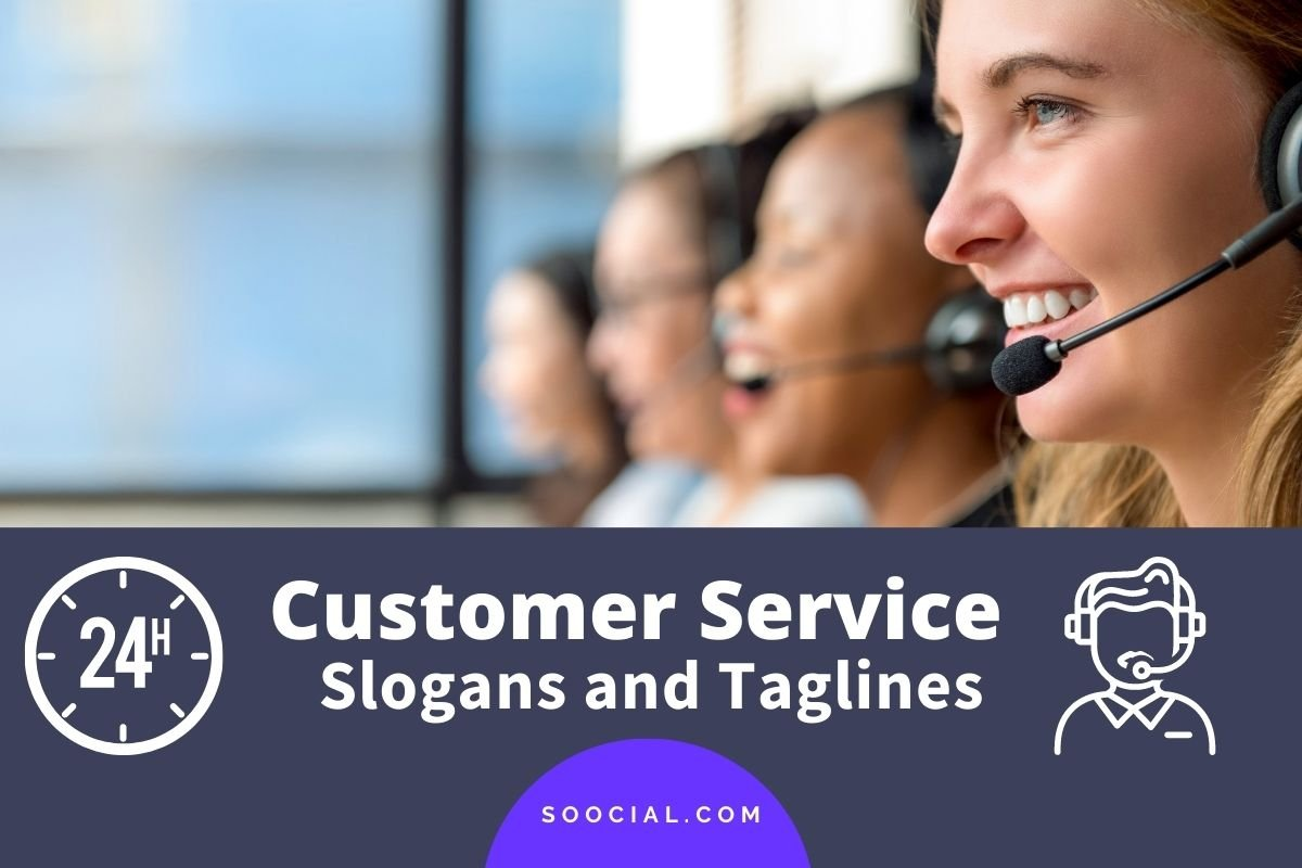 Customer Service Slogans and Taglines