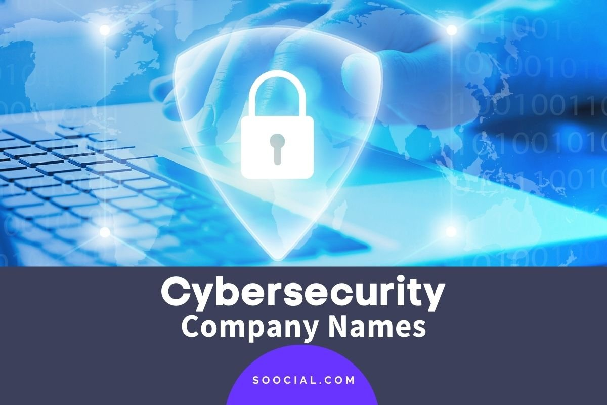 Cybersecurity Company Names