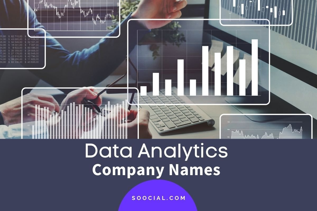 Data Analytics Company Names
