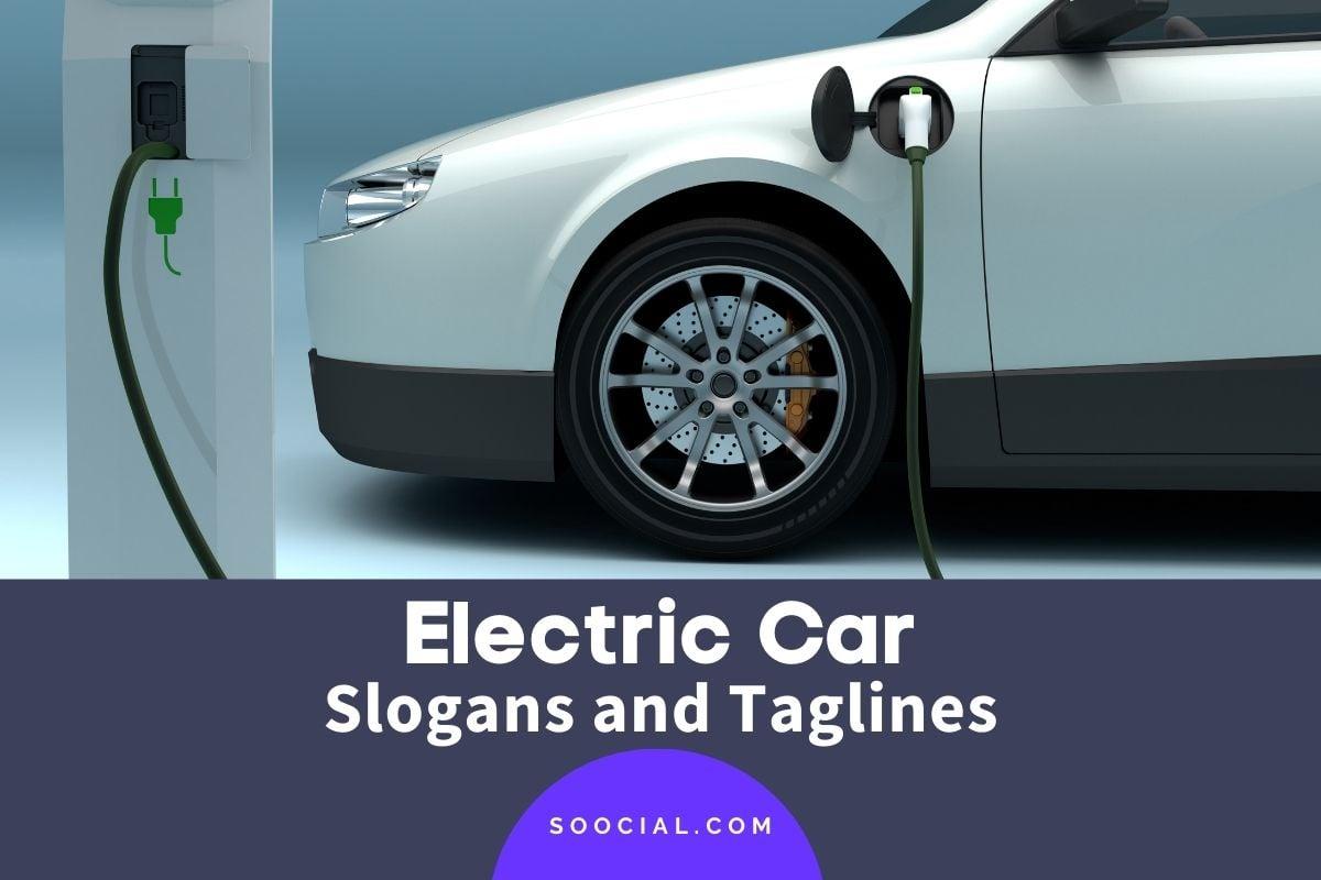 Electric Car Slogans
