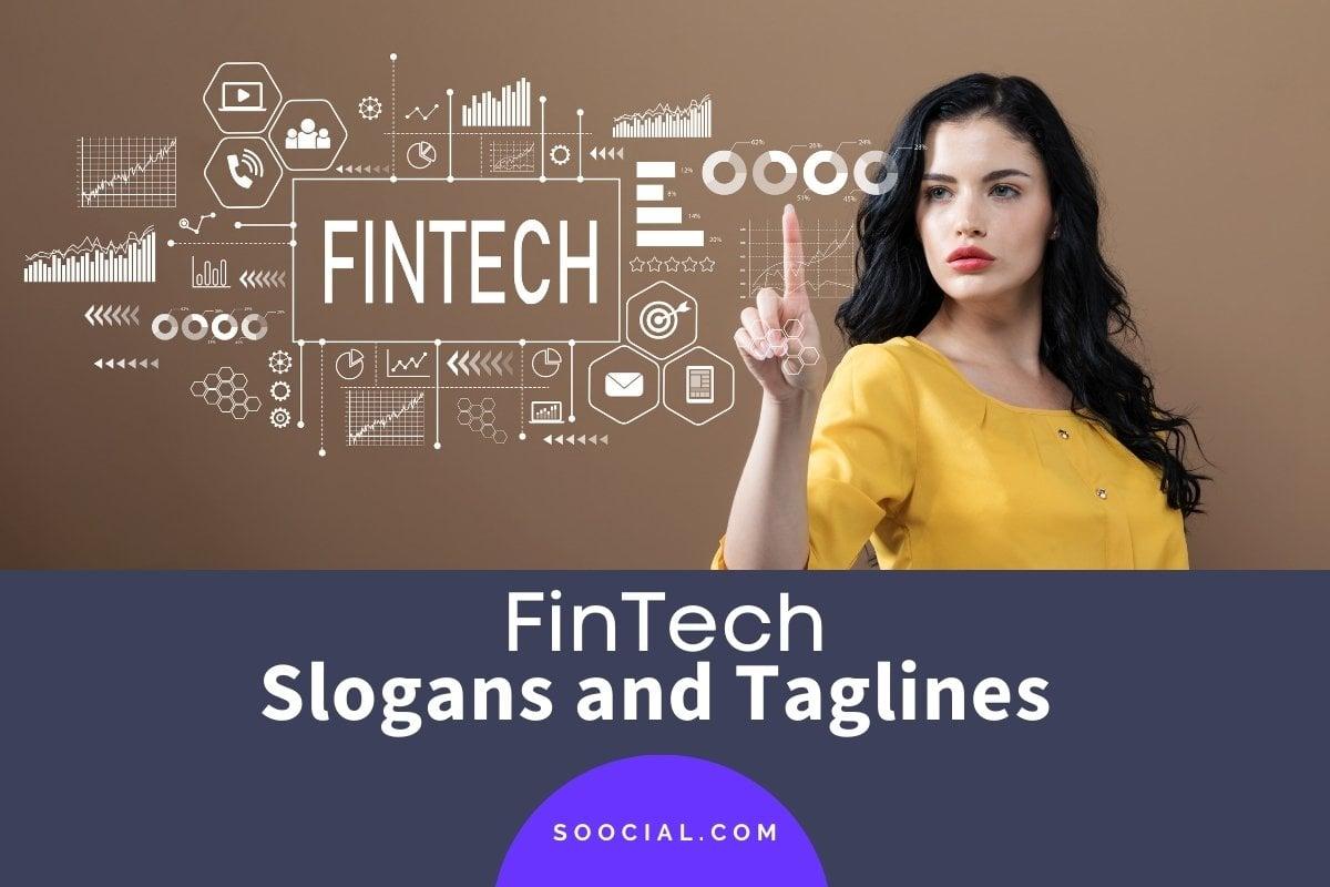 Fintech Slogans