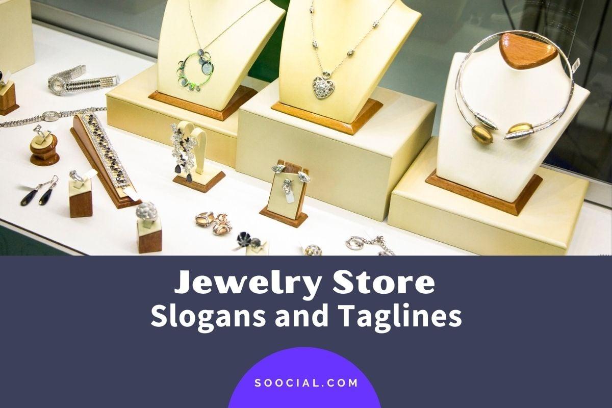 Jewelry Store Slogans