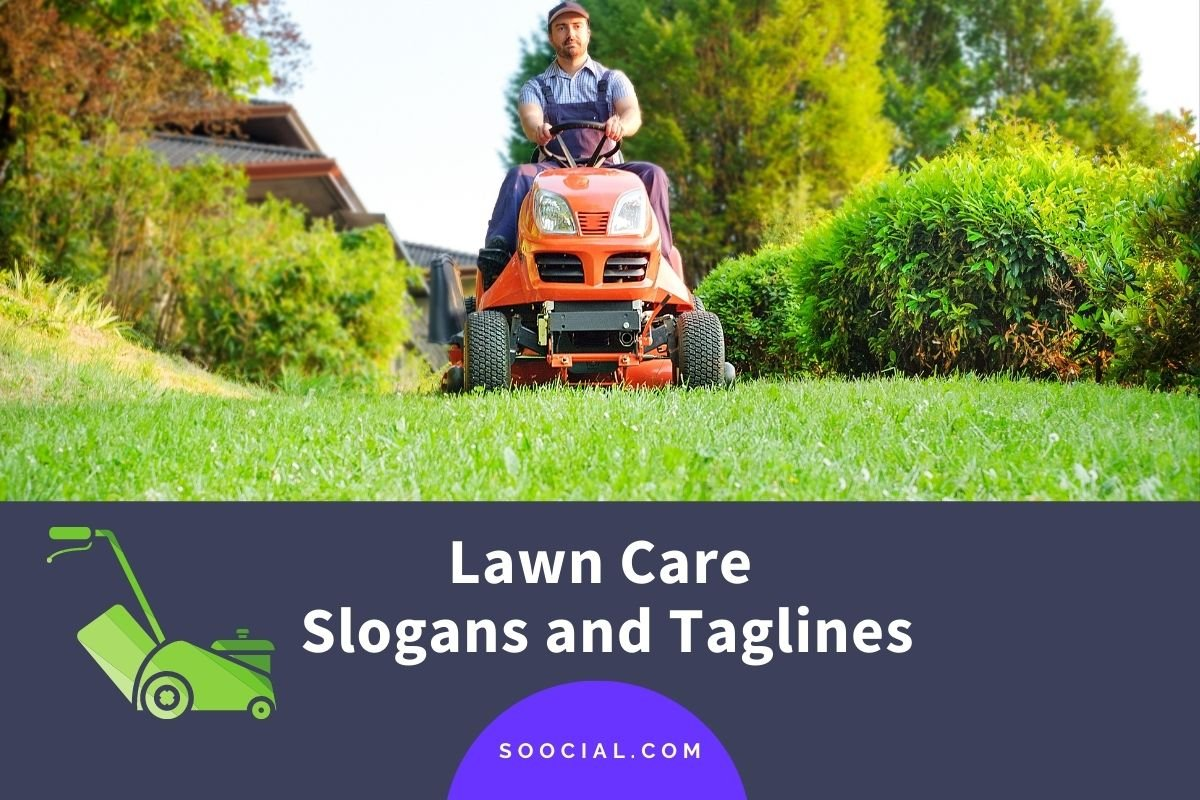 Lawn Care Slogans and Taglines