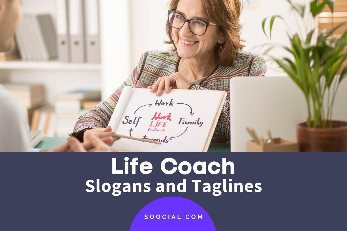 Life Coach Slogans