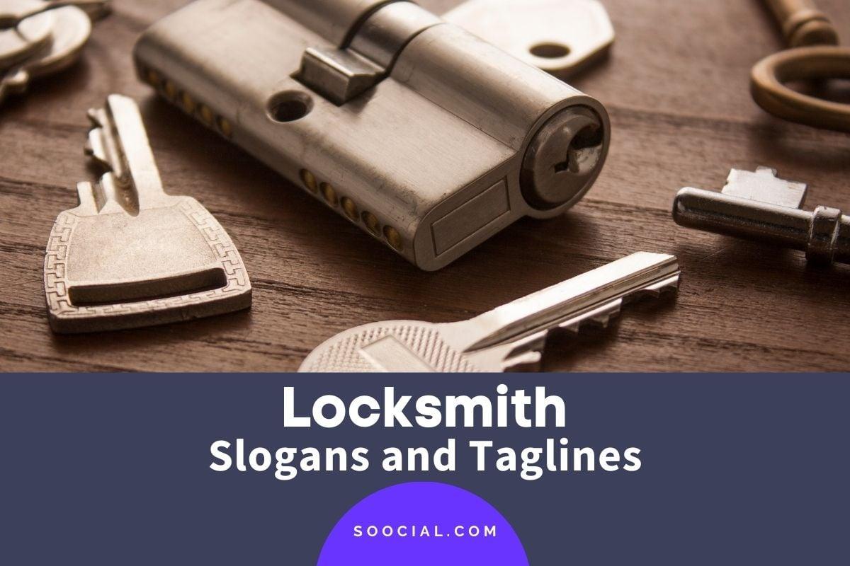 Locksmith Slogans