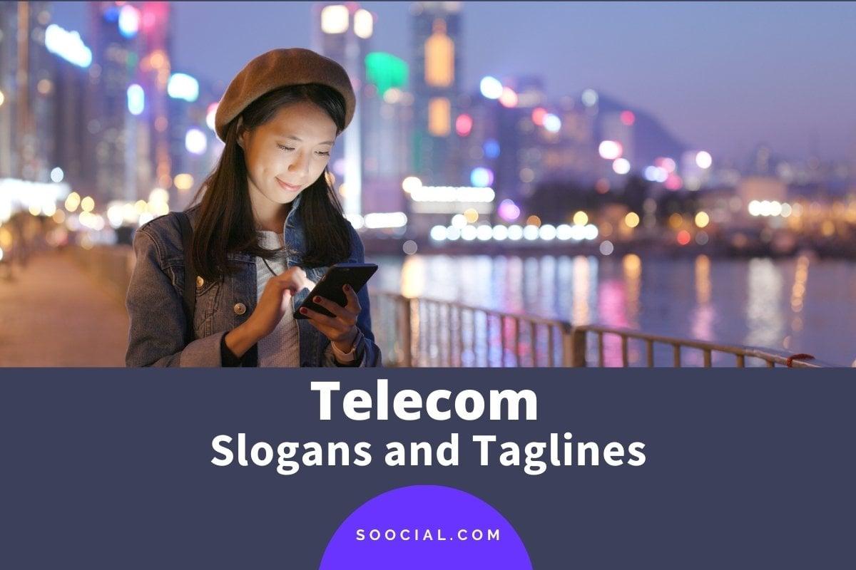 Telecom Slogans
