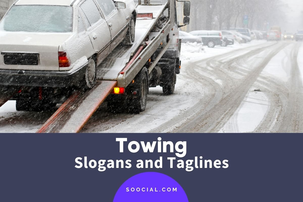 Towing Slogans