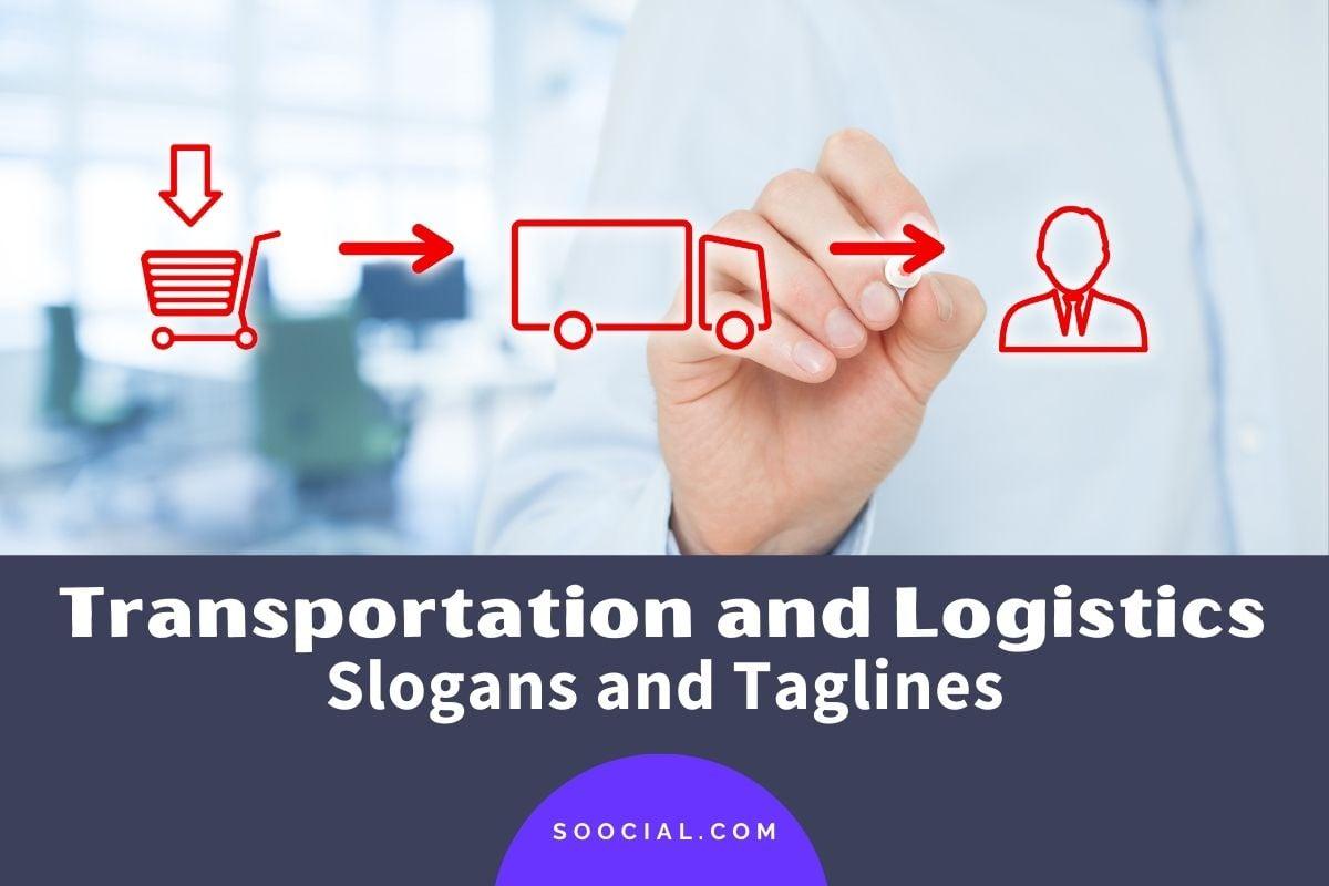 Transportation and Logistics Slogans