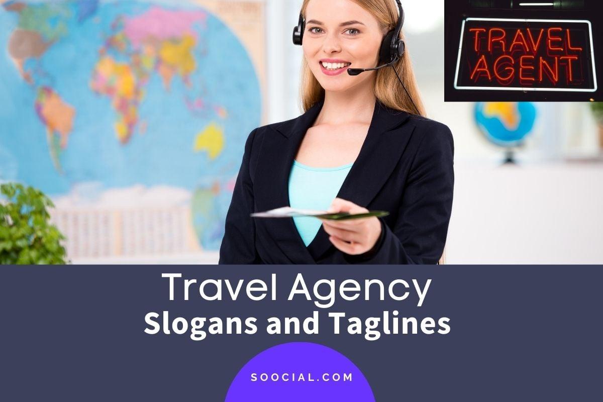 Travel Agency Slogans