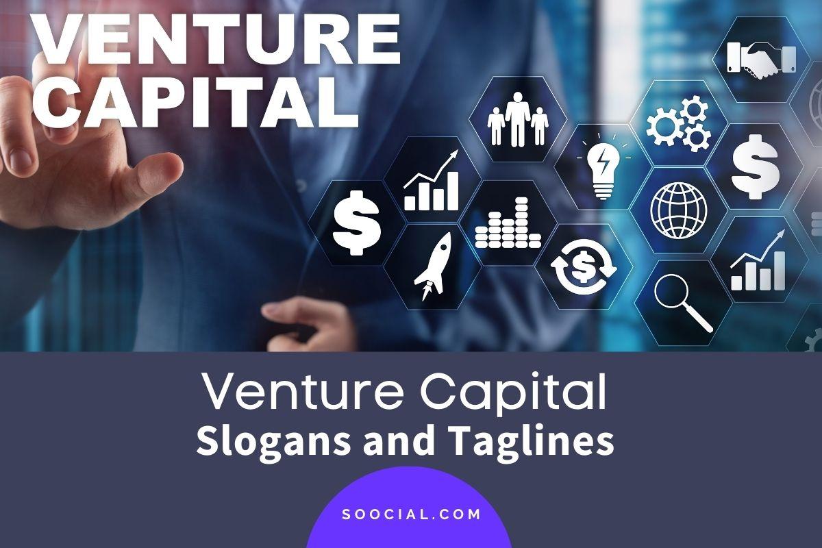 Venture Capital Slogans