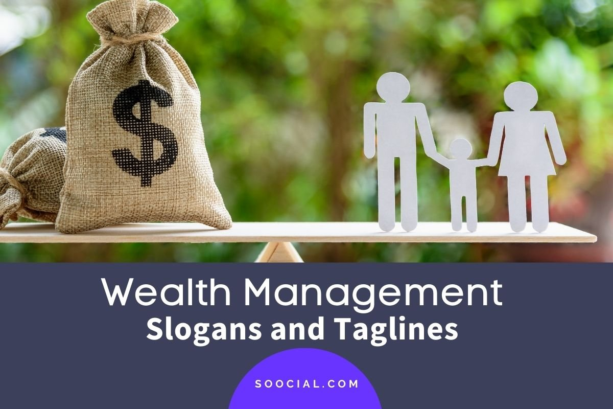 Wealth Management Slogans