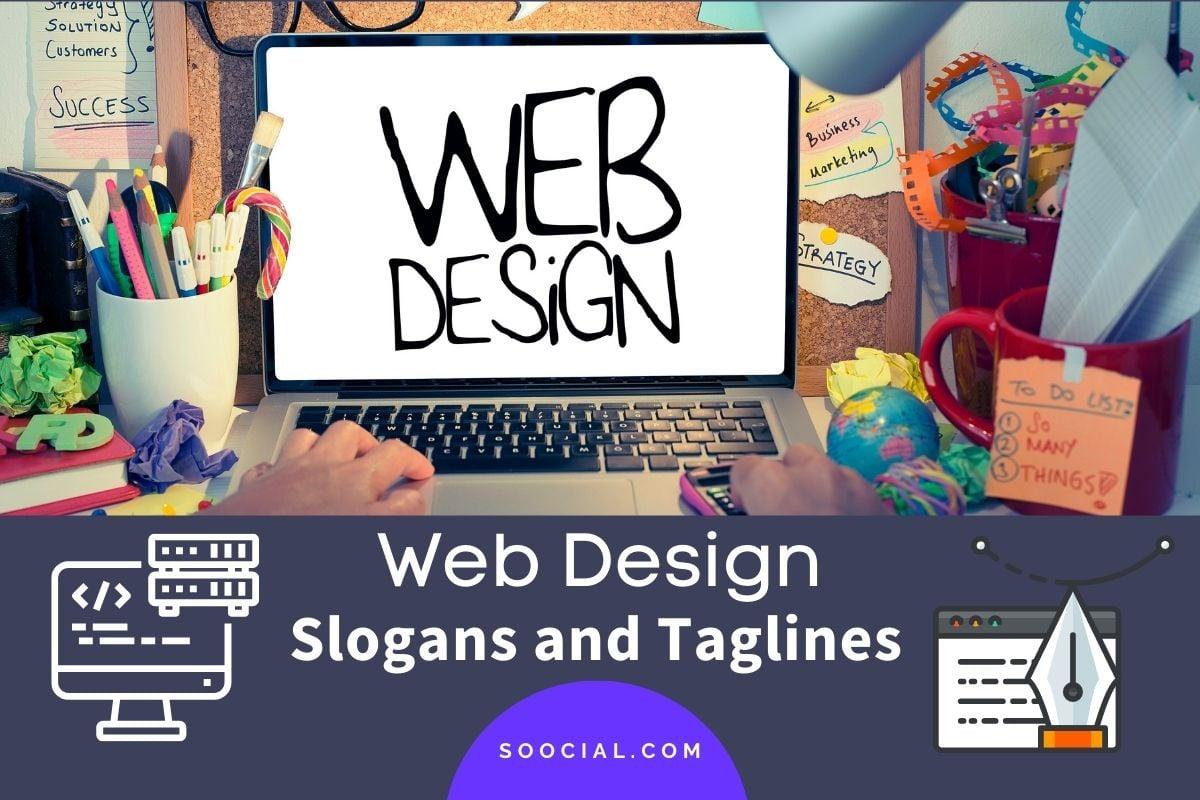 Web Design Slogans