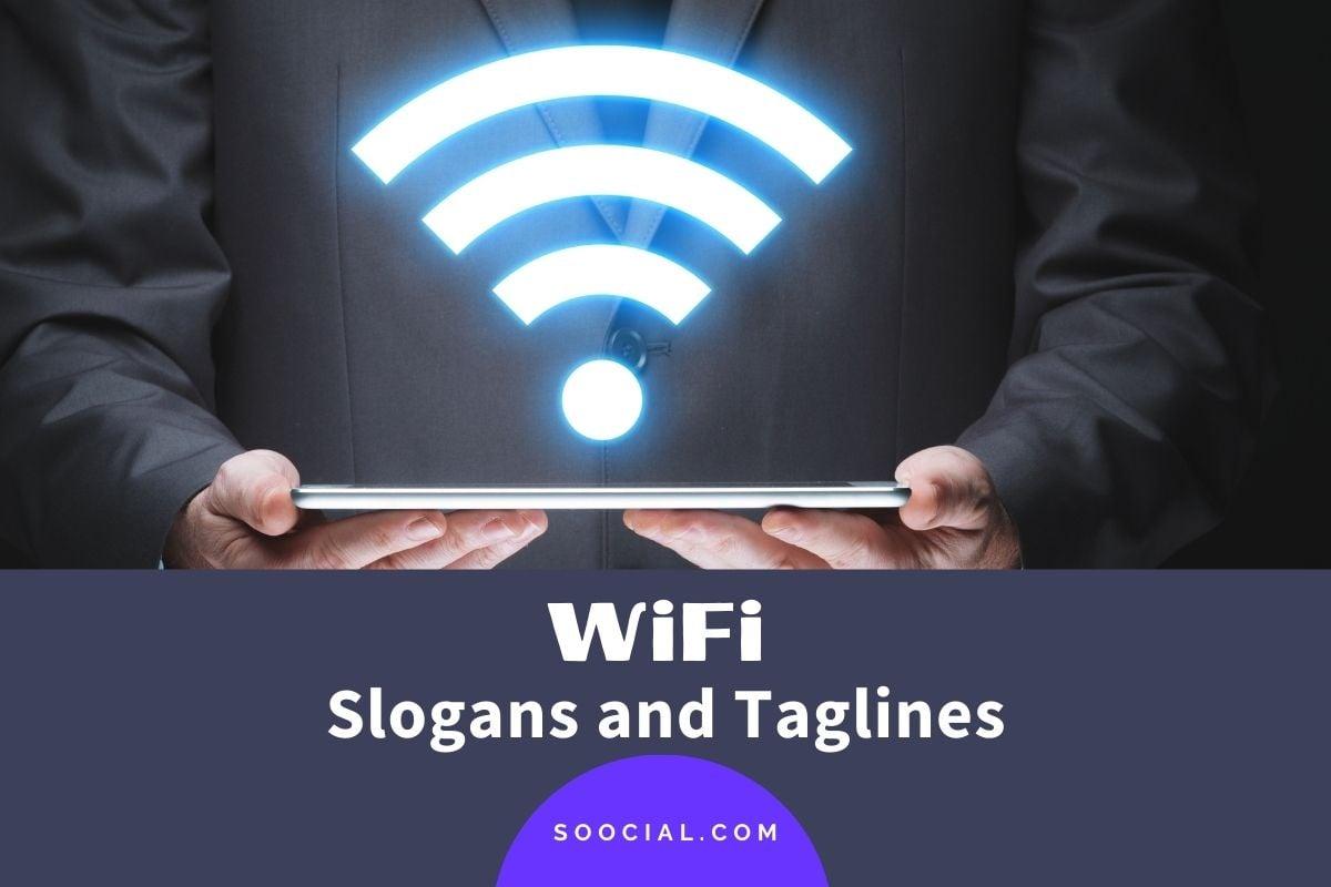 WiFi Slogans