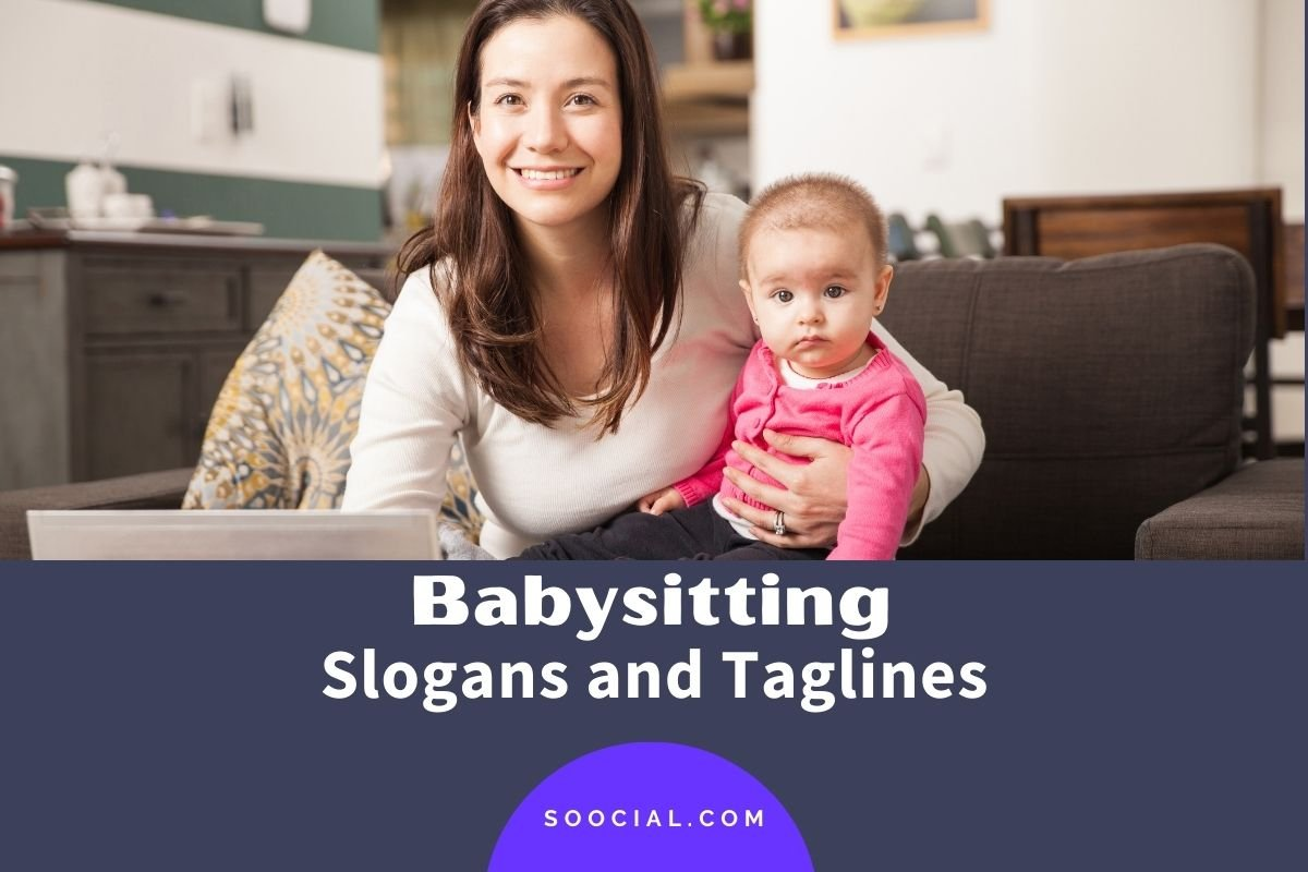 Babysitting Slogans and Taglines