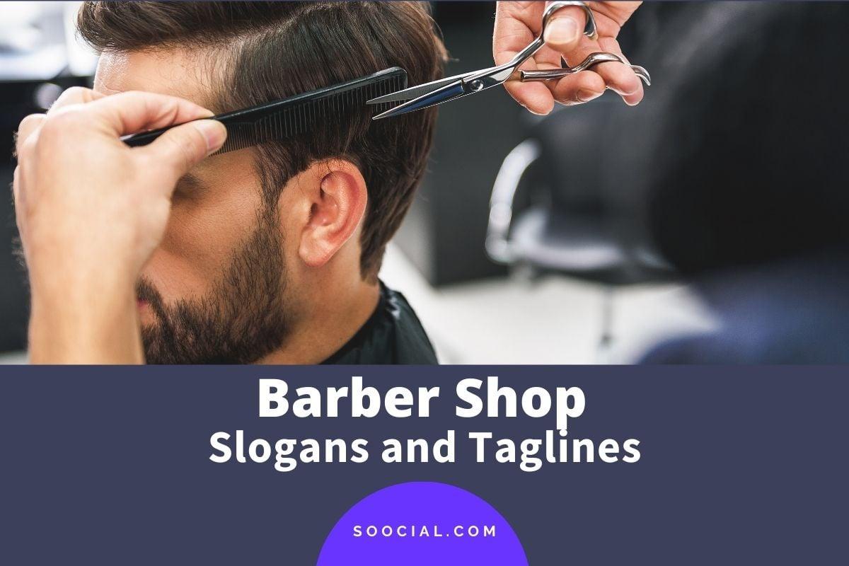 Barber Shop Slogans