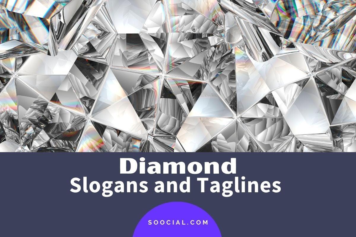 Diamond Slogans