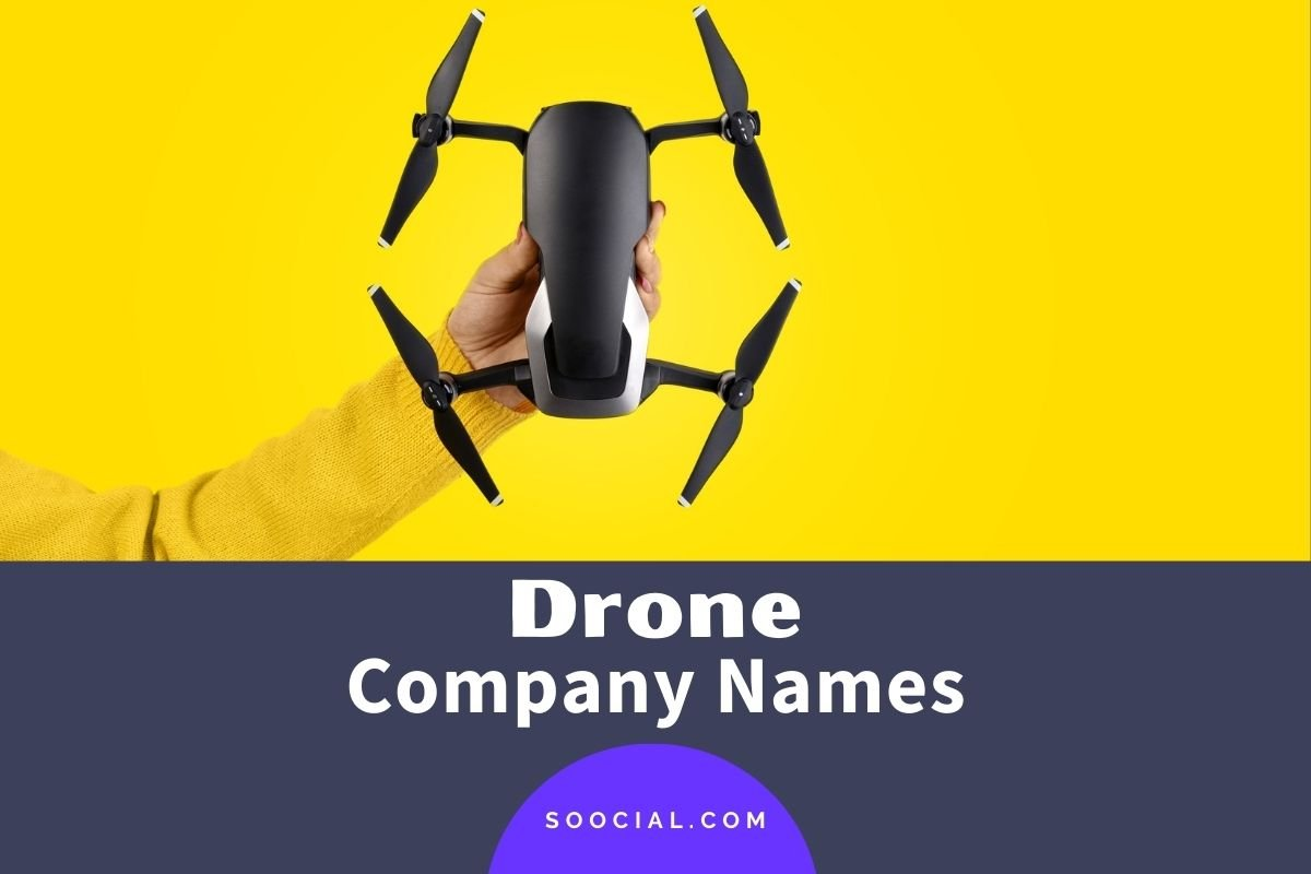 Drone Company Names