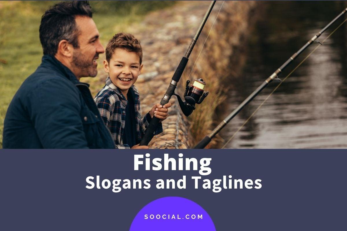 Fishing Slogans
