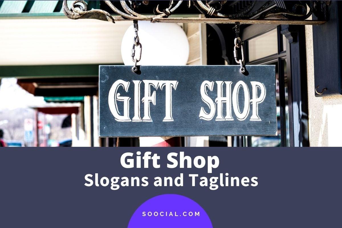 Gift Shop Slogans