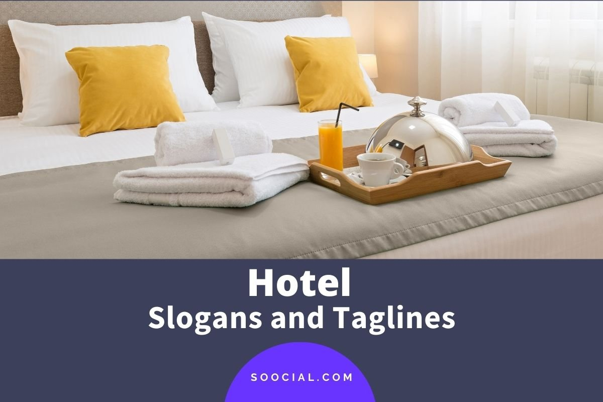 Hotel Slogans and Taglines