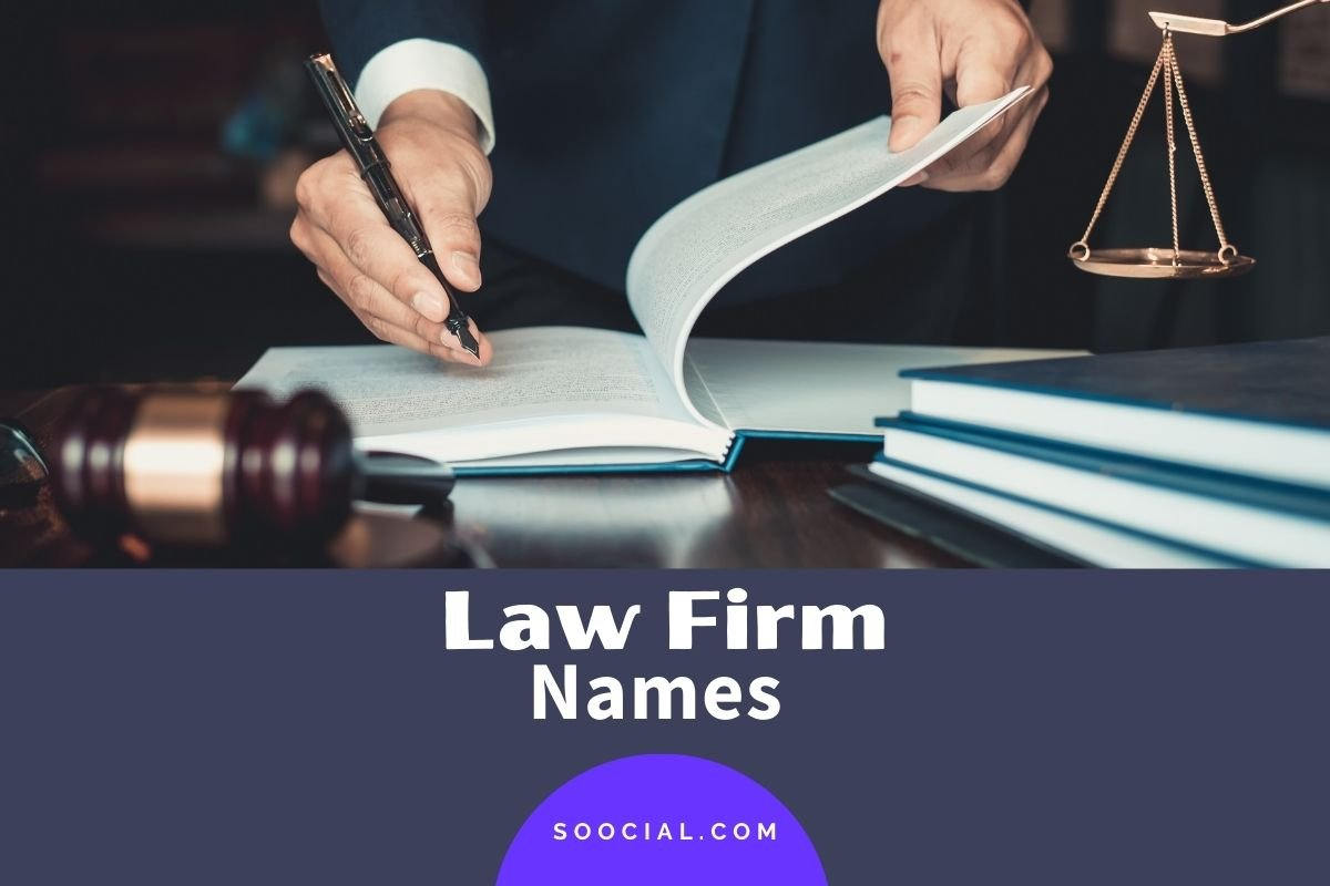 Law Firm Names