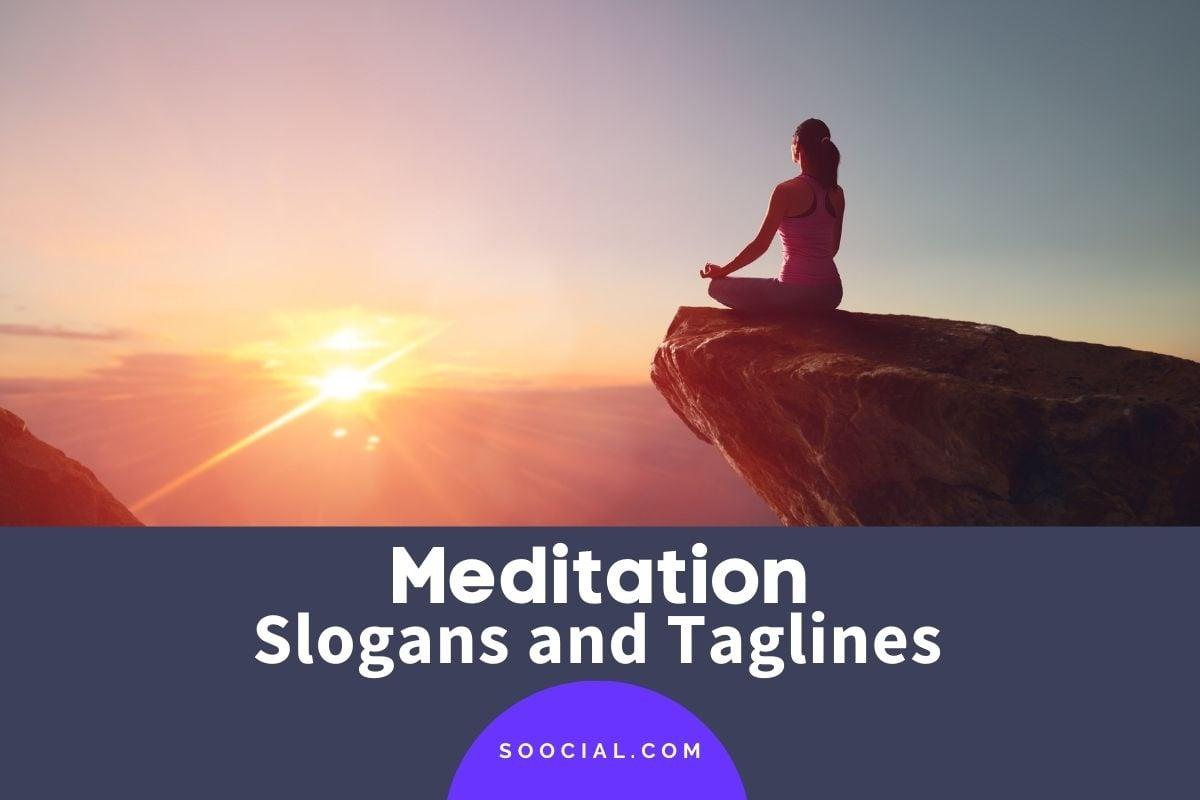 Meditation Slogans