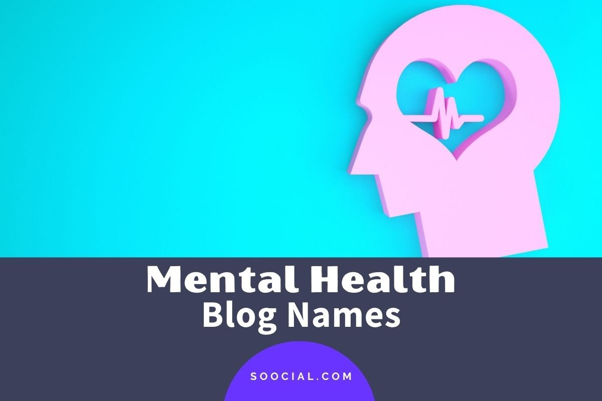 Mental Health Blog Names