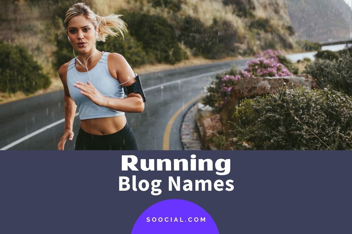 Running Blog Names