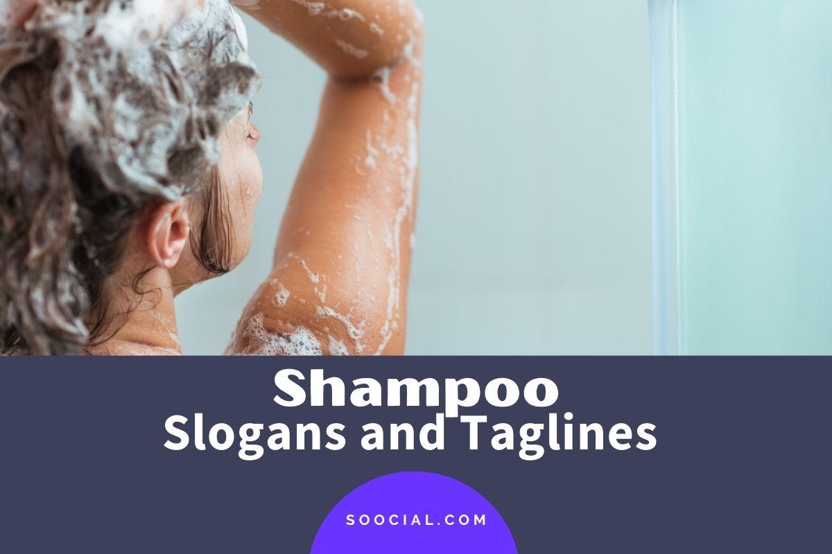 Shampoo Slogans