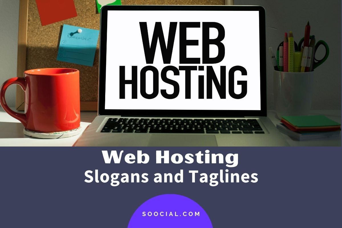 Web Hosting Slogans and Taglines