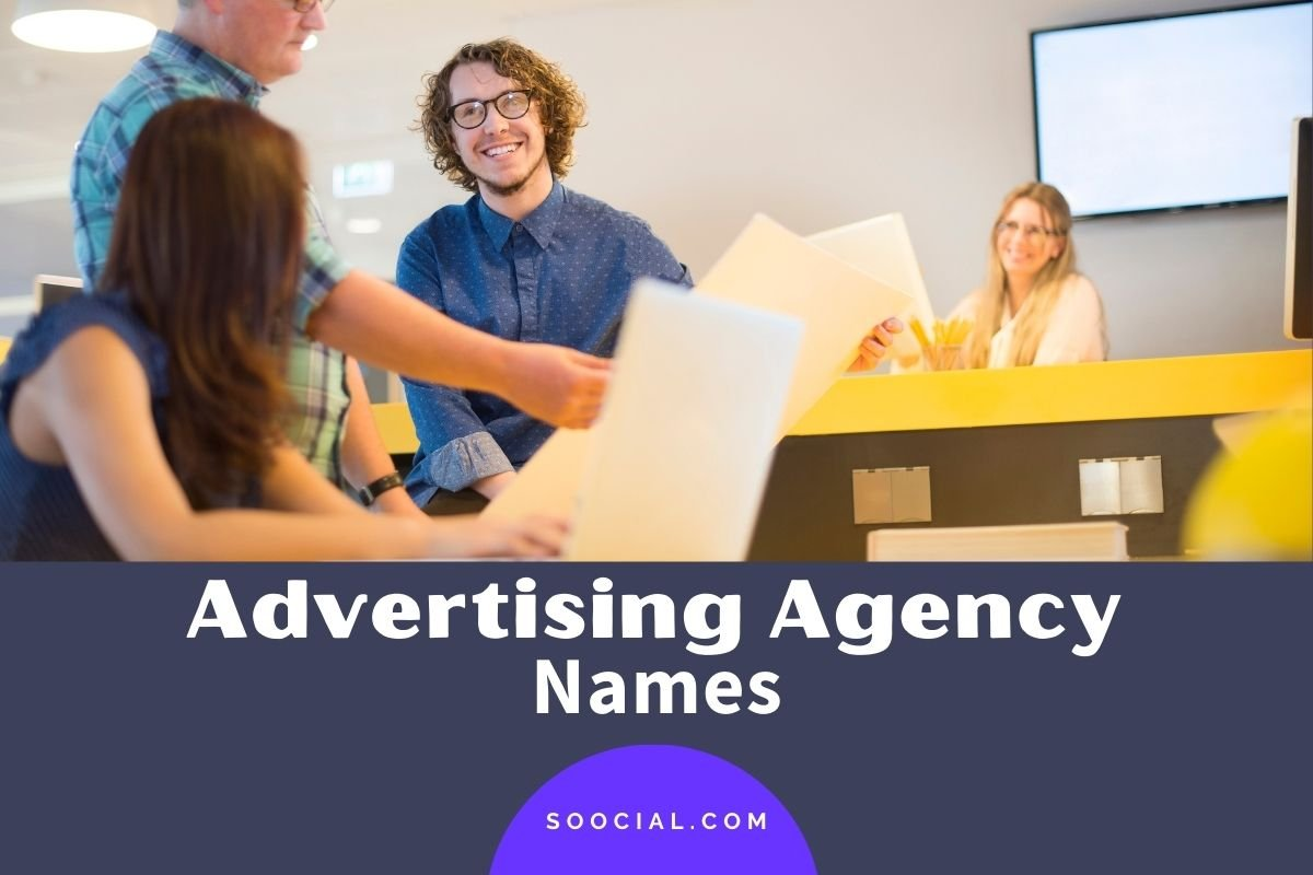 Advertising Agency Names