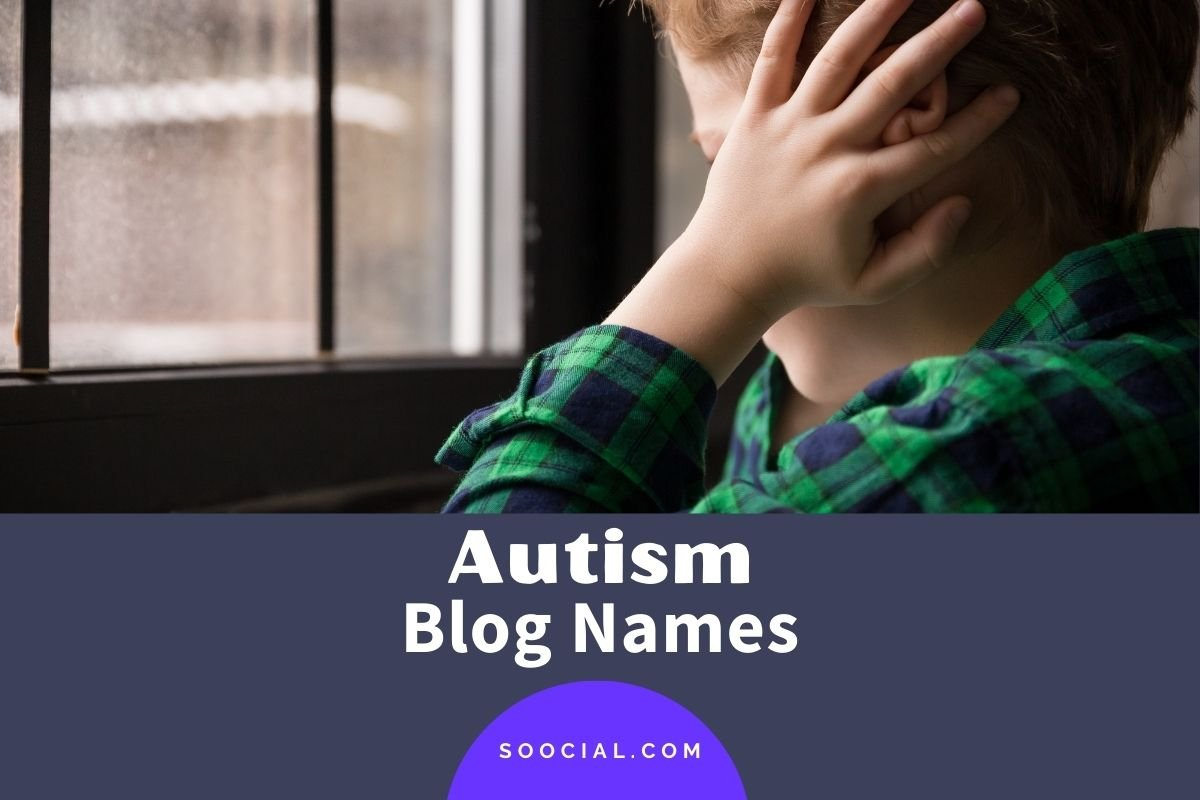 Autism Blog Names