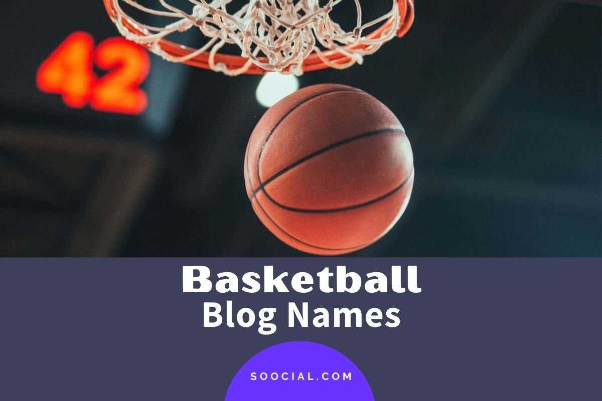 Basketball Blog Names