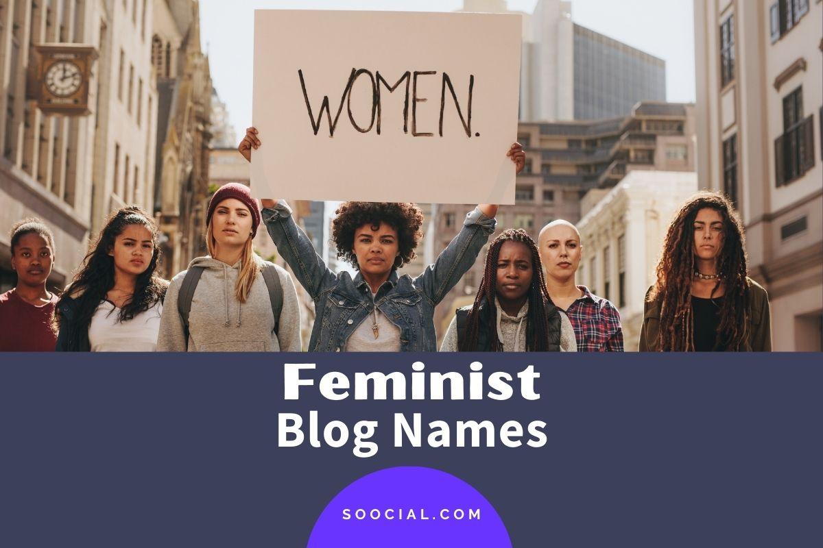 Feminist Blog Names
