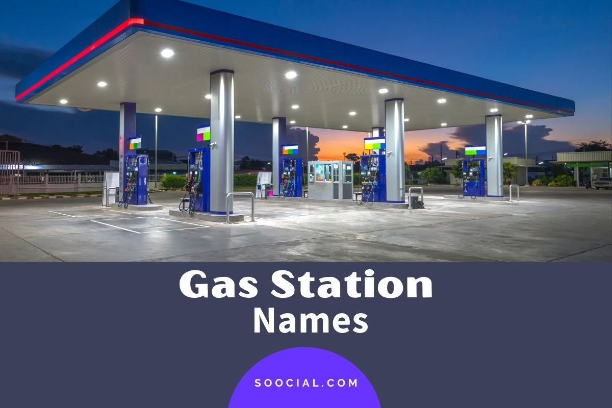 Gas Station Names