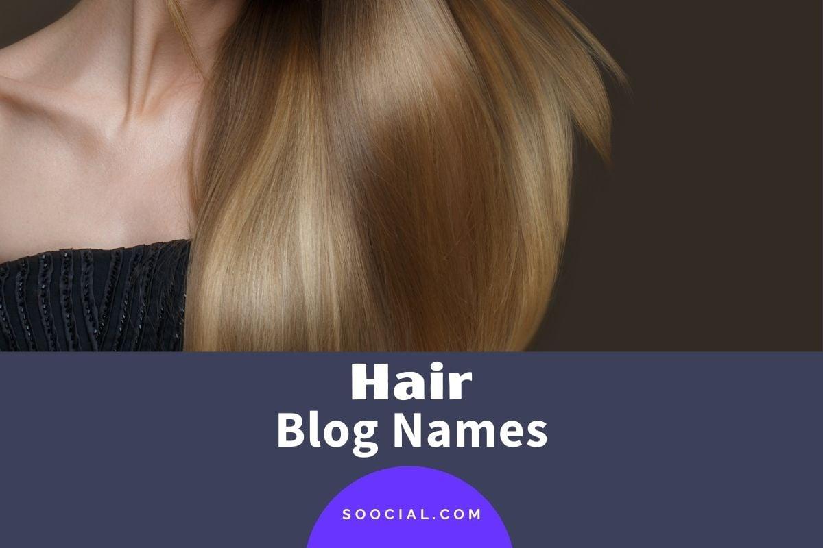 Hair Blog Names