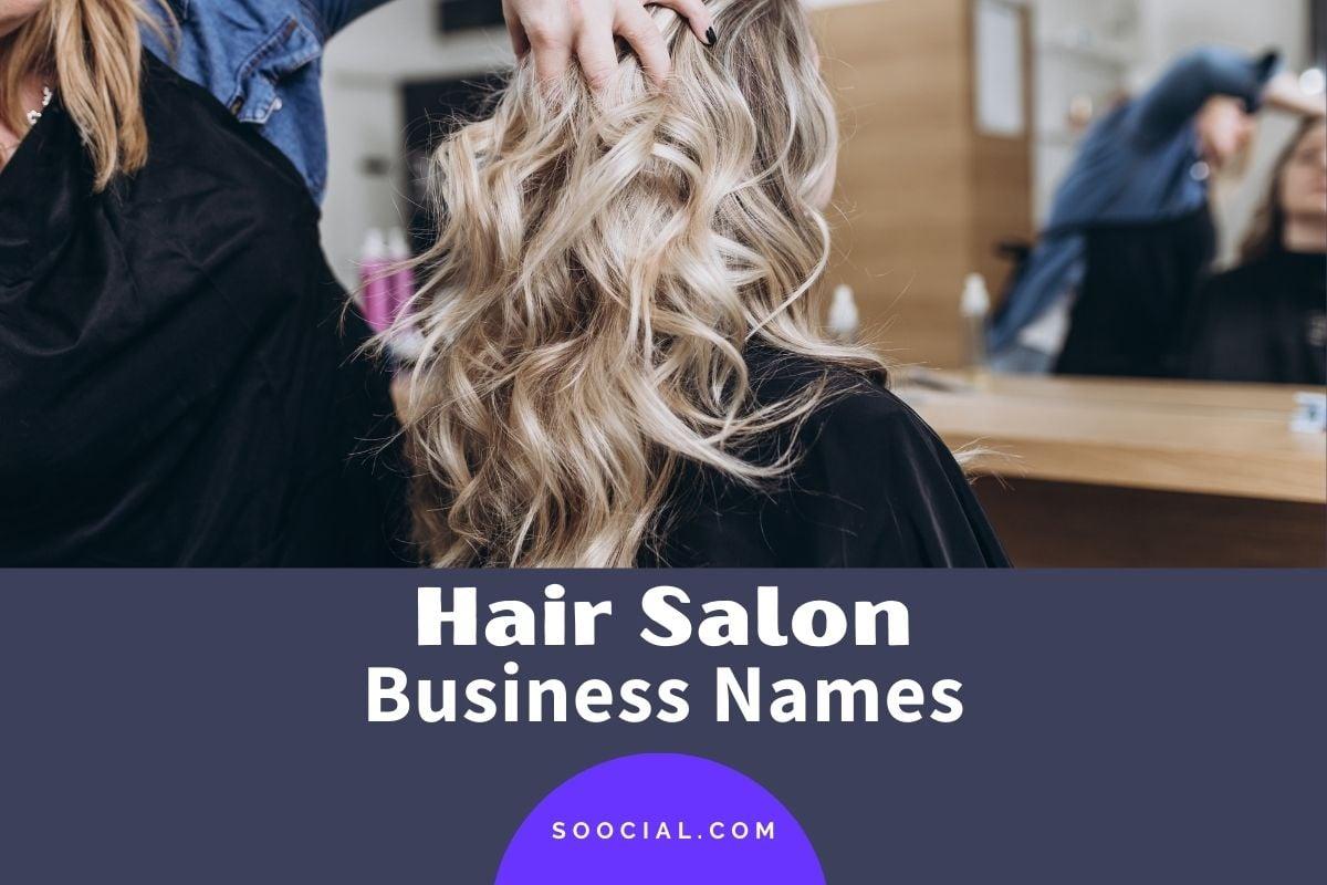 Hair Salon Names