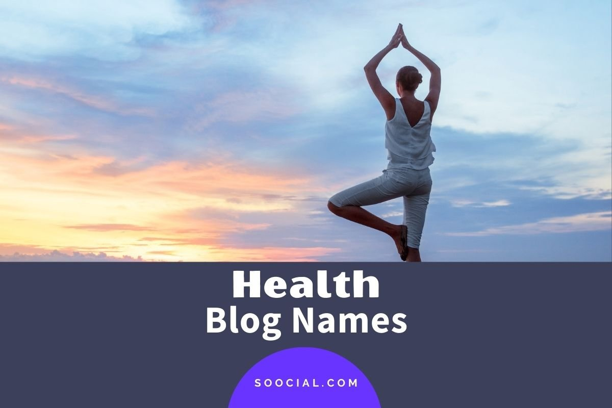 Health Blog Names