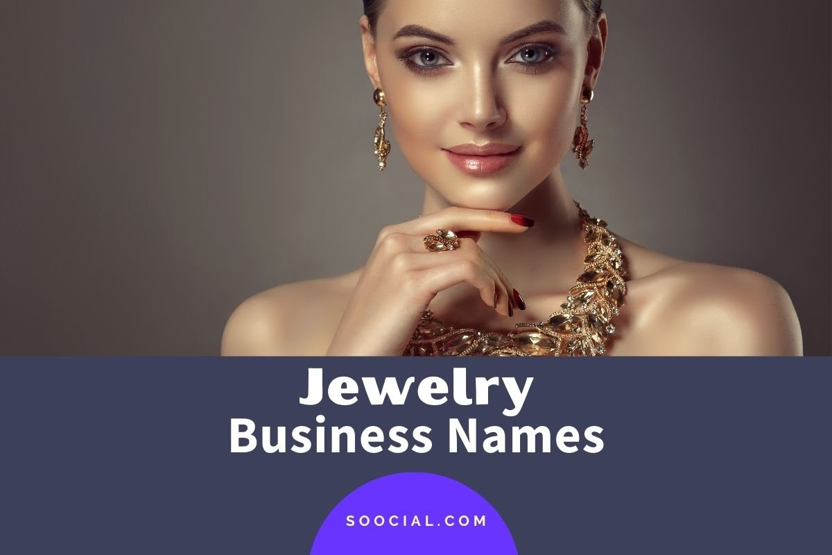 Jewelry Business Names