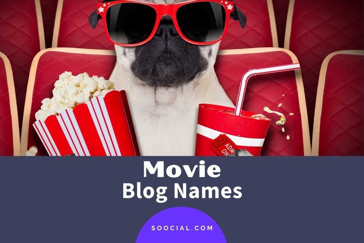 Movie Blog Names