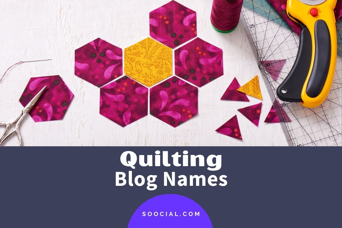 Quilting Blog Names